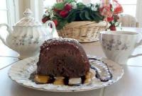 Pecan Fudge Sheet Cake