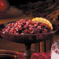 Baked Cranberry Relish