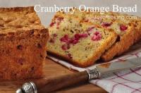Cranberry Orange Biscotti