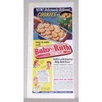 Mock Baby Ruth Bars
