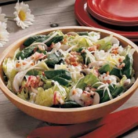 Two-Cheese Tossed Salad
