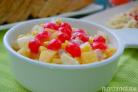 Creamy Fruit Dessert