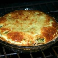 Mushroom & Swiss Cheese Quiche