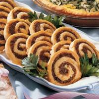 Sausage Twirls