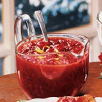 Tangy Cranberry Sauce