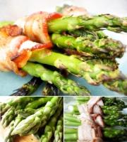 Bacon Wrapped Asparagus Bundles