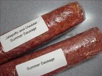 Homemade Summer Sausage