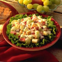 Lemon Apple Salad