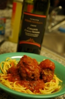 Meatballs For Spaghetti Sauce