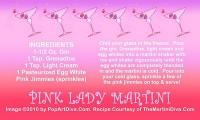 Pink Lady Salad