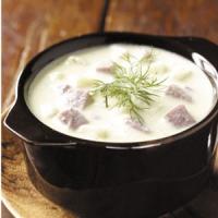 Potato Cheese Soup