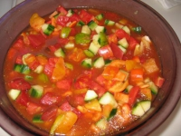 Gazpacho Soup