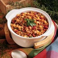 Hearty Baked Bean Casserole