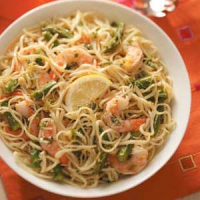 Linguine Salad