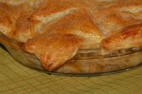 Quick Chicken Pie