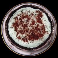 Creme De Menthe Pie