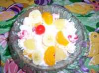 Five Cup Fruit Salad