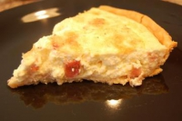 Impossible Bacon Pie