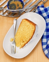 Orange Sponge Cake