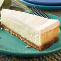 Sour Cream Cheese Cake