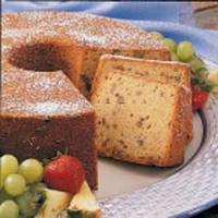 Caramel Nut Pound Cake