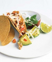 Chicken Taco And Rice