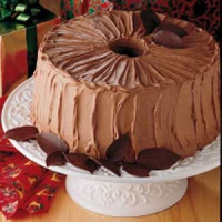 Chocolate Angel Cake