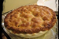 Crazy Crust Apple Pie