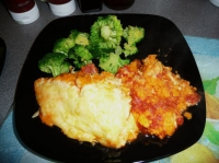 Creamy Mashed Potato Bake