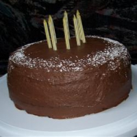 Never Fail Chocolate Cake