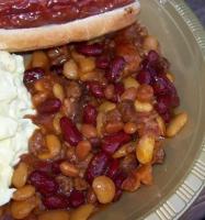 Old Settlers Baked Beans