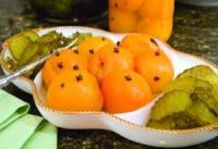 Peach Pickles