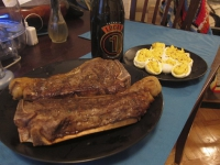 Deviled Steak Strips