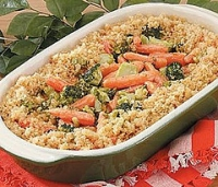 Green And Gold Casserole