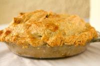 Mile-High Apple Pie