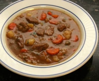 Old Time Beef Stew