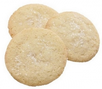 White Sugar Cookies