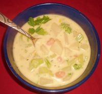 Cheese Vegetable Chowder