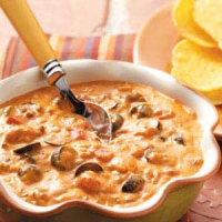 Hot Chili Cheese Dip