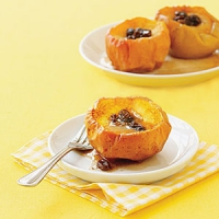 Microwave Baked Apples
