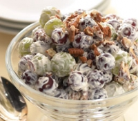 Pear And Grape Salad