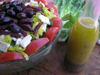 Cooked Salad Dressing