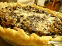 Crescent Crust Taco Pie
