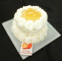 Dreamsicle Cake