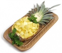 Scalloped Pineapple