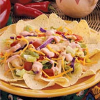 Southwestern Shredded Chicken Salad