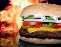 Barbecue Hamburgers