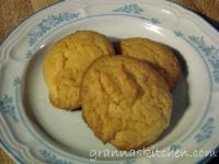 Cake Mix Cookies