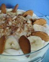 Creamy Banana Pudding