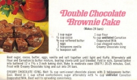 Double Chocolate Crumble Bars
